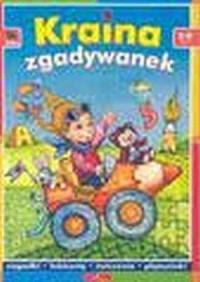 Kraina zgadywanek - Wydawnictwo - okładka książki