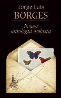 Nowa antologia osobista - Jorge - okładka książki