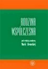Rodzina współczesna - Maria Ziemska - okładka książki