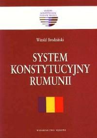 System konstytucyjny Rumunii. Systemy - okładka książki