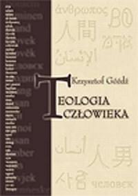 Teologia człowieka - okładka książki