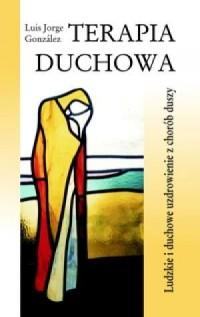 Terapia duchowa. Ludzkie i duchowe - okładka książki