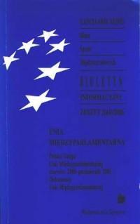 Unia międzyparlamentarna. Polska - okładka książki