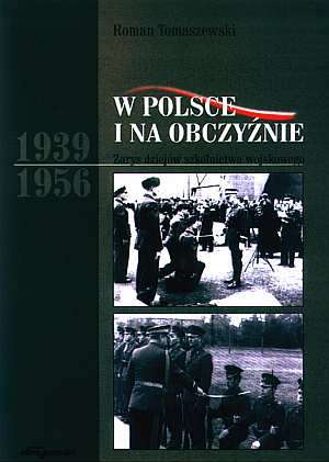 W Polsce i na obczyźnie. Zarys - okładka książki