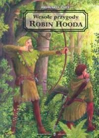okładka książki - Wesołe przygody Robin Hooda