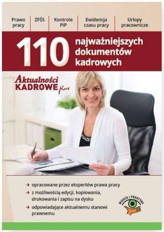 110 Najważniejszych dokumentów - pudełko programu