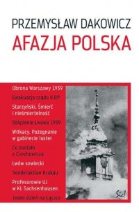 Afazja polska - okładka książki