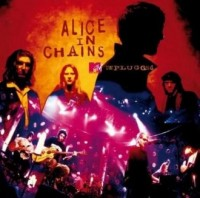 Alice in Chains. MTV Unplugged - okładka płyty