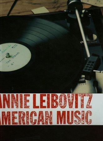 American Music - okładka książki