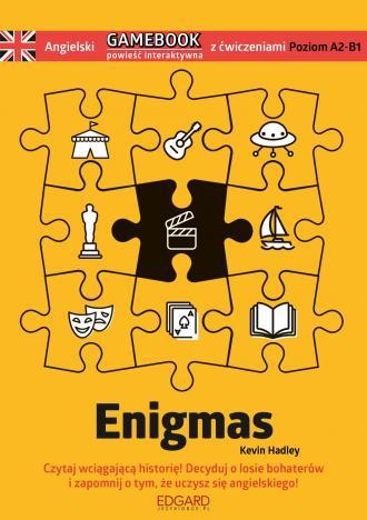Angielski. Gamebook z ćwiczeniami. - okładka podręcznika