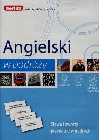 Angielski w podróży (3 w 1) - pudełko programu