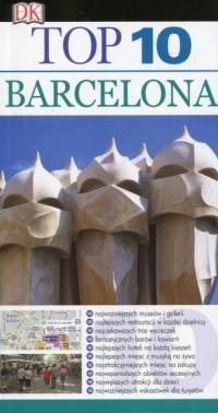 Barcelona. Seria: Top 10 - okładka książki