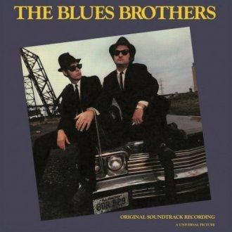 Blues Brothers - okładka płyty