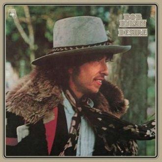 Bob Dylan. Desire - okładka płyty