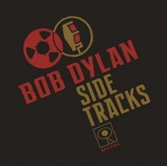 Bob Dylan. Side tracks - okładka płyty
