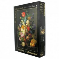 Bowl of Flowers (puzzle 1000-elem.) - zdjęcie zabawki, gry