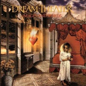 Dream Theater. Images and words - okładka płyty