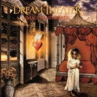 Dream Theater. Images and words - okładka płyty