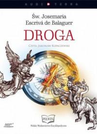 Droga - św. Josemaria Escriva de - pudełko audiobooku