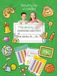 Dziennik lekcyjny - okładka książki