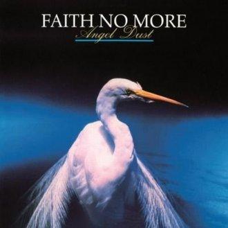 Faith no more. Angel dust - okładka płyty