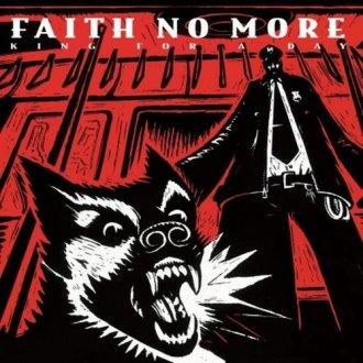 Faith no more. King for a day - okładka płyty
