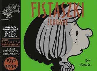 Fistaszki zebrane 1977-1978 - okładka książki
