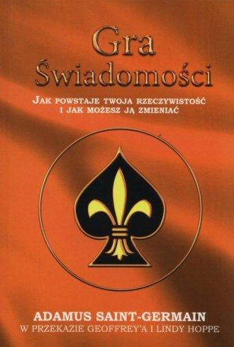Gra świadomości - okładka książki