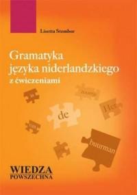 Gramatyka języka niderlandzkiego z ćwiczeniami - okładka podręcznika