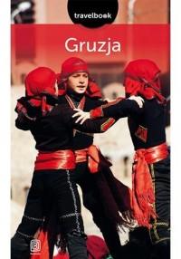 Gruzja. Travelbook - Wydawnictwo - okładka książki