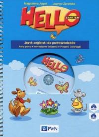 Hello! Starter Język angielski - okładka podręcznika