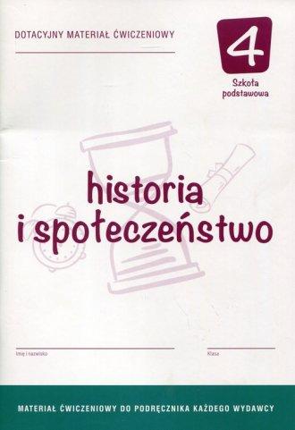 Historia i społeczeństwo. Klasa - okładka podręcznika