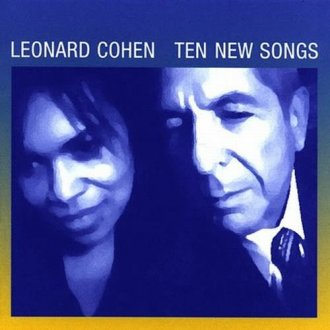 Leonard Cohen. Ten new songs - okładka płyty