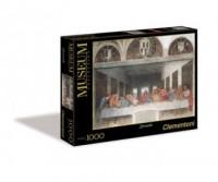 Leonardo. The Last Supper (puzzle 1000-elem.) - zdjęcie zabawki, gry