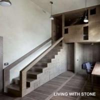 Living with Stone - okładka książki