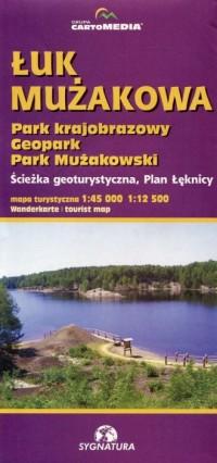 Łuk Mużakowa - okładka książki