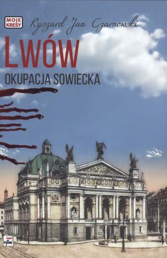 Lwów. Okupacja sowiecka - okładka książki