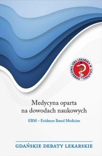 Medycyna oparta na dowodach naukowych - okładka książki