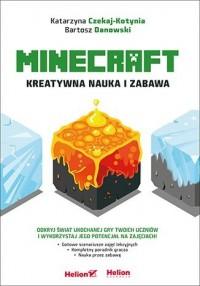 Minecraft. Kreatywna nauka i zabawa - okładka książki