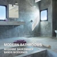 Modern Bathrooms - okładka książki