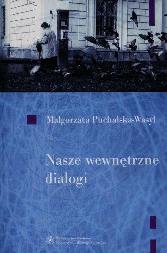 Nasze wewnętrzne dialogi (+ CD). - okładka książki