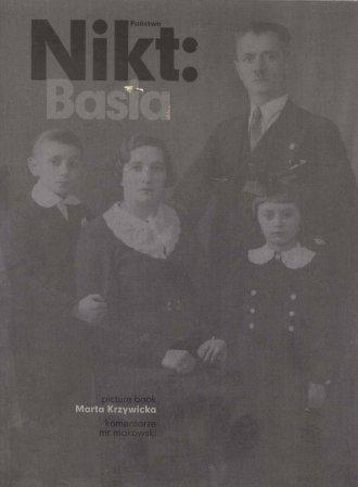 Państwo Nikt. Basia - okładka książki