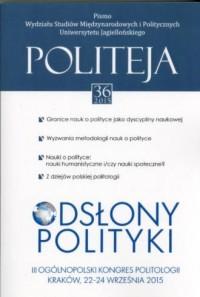 Politeja nr 36/2015 - okładka książki