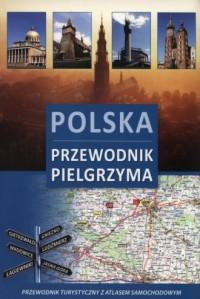 Polska. Przewodnik pielgrzyma - - okładka książki