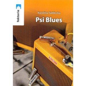 Psi blues - okładka książki