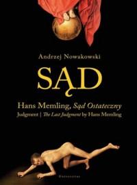 Sąd. Sąd Ostateczny Hansa Memlinga - okładka książki