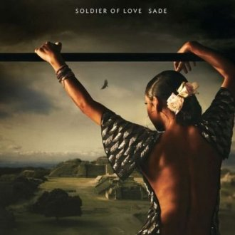 Sade. Soldier of love - okładka płyty