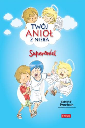Superanioł - okładka książki