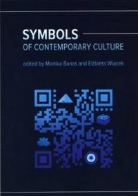 Symbols of Contemporary Culture - okładka książki