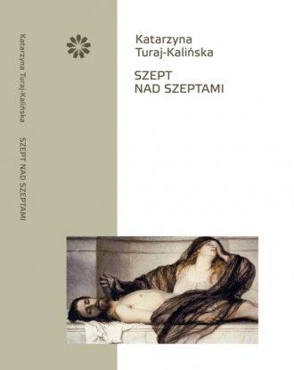 Szept nad szeptami - okładka książki